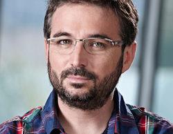 Jordi Évole, ganador del premio a mejor periodista de 2013 de la Asociación de la Prensa de Madrid
