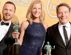 'Breaking Bad' y 'Modern Family', triunfadoras de los SAG Awards 2014