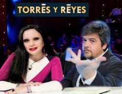 Alaska y Javier Coronas, presentadores de la nueva etapa de 'Torres y Reyes'
