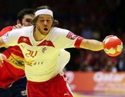 El encuentro de Dinamarca contra España en el europeo de balonmano anota 4% en Teledeporte