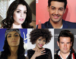Ruth Lorenzo, Jorge González, Brequette Cassie, La Dama y Raúl participarán en la preselección de TVE para Eurovisión