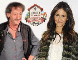 TVE ficha a Melani Olivares y Eduardo Gómez como jueces de 'El pueblo más divertido de España'