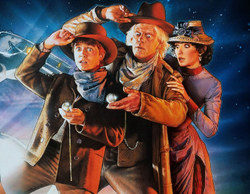 """El estreno en televisión de """"Regreso al futuro III"""" (46%) fue visto por 8 millones de espectadores en 1995"""