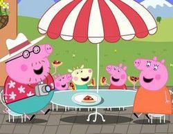 'Peppa Pig' anota en la mañana de Clan un magnífico 12,9%