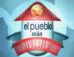 Las Virtudes, Luis Larrodera, Yolanda Ramos, Silvia Abril, Josema Yuste y el Señor Barragán, cómicos de 'El pueblo más divertido'