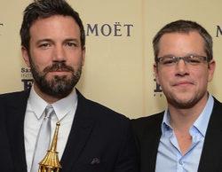 CBS da luz verde al piloto de una comedia producida por Matt Damon y Ben Affleck