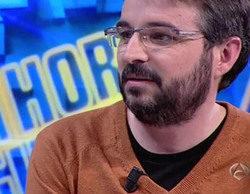 'El hormiguero' registra 3 millones (14,8%) con la visita de Jordi Évole