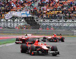 Canal 9 firmó un contrato de 22 millones de euros por la Fórmula 1, pese a que ya la emitía laSexta