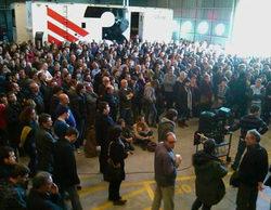 TV3 continúa con huelgas parciales el domingo y el lunes tras el fin del convenio laboral este viernes