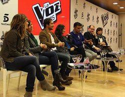 """Encarna Pardo: """"Los niños de 'La Voz Kids' han reaccionado ante el triunfo o el fracaso mejor incluso que los adultos"""""""