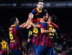 El Barcelona-Real Sociedad de la Copa del Rey supera los 5 millones (24,9%) en Antena 3