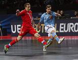 La eliminación de España en el Europeo de fútbol sala firma un gran 4,2% en Nitro