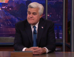 Jay Leno reúne a 14,6 millones de espectadores en su emotiva despedida de 'The Tonight Show'