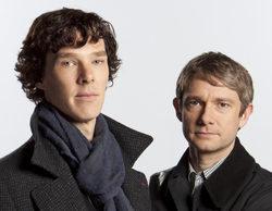 La cuarta temporada de 'Sherlock' podría llegar dentro de dos años