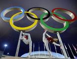 La ceremonia inaugural de las Olimpiadas de Invierno de Sochi 2014 baja respecto a los JJOO de Vancouver 2010