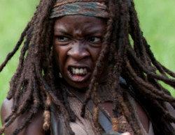 'The Walking Dead' regresa tras su parón rozando su récord histórico de espectadores