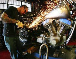 'El taller de Jesse James', 'Ese coche es para mí' y 'Clásicos del motor' se estrenan con 0,9%, 0,8% y 1,7% en Discovery MAX