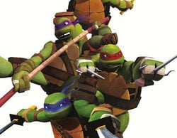 Nickelodeon estrena la segunda temporada de 'Las Tortugas Ninja'