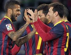 El Barça logra el pase a la final de la Copa del Rey ante 5,5 millones de espectadores (26,5%)