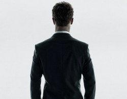 """January Jones insinúa que el póster de """"Cincuenta sombras de Grey"""" es una copia del de 'Mad Men'"""