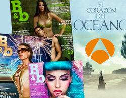 Telecinco estrena finalmente este lunes 'B&B, de boca en boca' contra 'El corazón del océano'