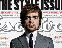Peter Dinklage, Tyrion Lannister en 'Juego de tronos', posa para la revista The Style Issue