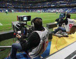La LFP pretende prohibir las cámaras de TV en los estadios y cobrar 40 millones de euros por los resúmenes