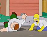 Primeras imágenes del crossover entre 'Los Simpson' y 'Padre de familia'
