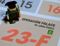 """laSexta emite el domingo """"Operación Palace"""", un interesante especial sobre el 23-F dirigido por Jordi Évole"""