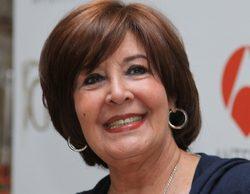Concha Velasco interpretará a Charo, la madre de Jota en 'Vive cantando'
