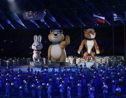 La clausura de los Juegos Olímpicos de Sochi lidera pero baja con respecto a Vancouver