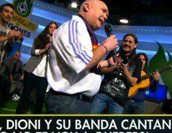 """Josep Pedrerol y su """"Chiringuito"""" (4,1%) dobla la audiencia de 'Tiki-Taka' (2%)"""