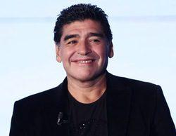 Maradona comentará el Mundial de Brasil 2014 para la cadena venezolana TeleSUR