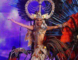 La gala de Reina del Carnaval de Santa Cruz de Tenerife rompe la mala racha de La Siete y anota un gran 2,5%