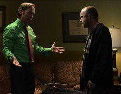 El actor Aaron Paul, Jesse Pinkman en 'Breaking Bad', quiere unirse a su precuela 'Better Call Saul'