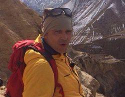 Jesús Calleja finaliza la grabación de 'Desafío Extremo Tíbet' con José Coronado