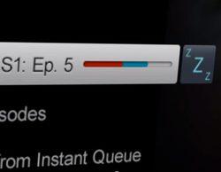 Un hack de Netflix pausa las series cuando te quedas dormido viéndolas