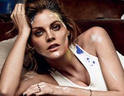 Amaia Salamanca, último fichaje de 'Velvet', luce embarazo en la revista S Moda