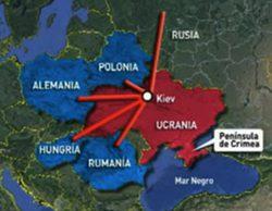 Los informativos de Telemadrid sitúan Alemania en Polonia y Polonia en Bielorrusia