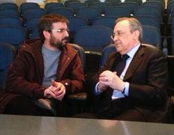 Jordi Évole entrevistará el domingo a Florentino Pérez en 'Salvados'