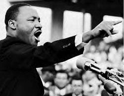 El creador de 'The Wire' prepara una miniserie sobre Martin Luther King