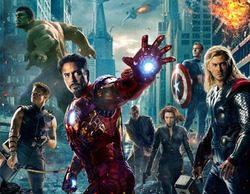 """Antena 3 estrena """"Los Vengadores"""" el próximo 16 de marzo y los primeros 10 minutos de """"Capitán América 2"""" en exclusiva mundial"""
