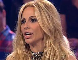 """Marta Sánchez a Edurne: """"Ya te podías haber estudiado la coreografía de mi canción igual de comedida y prudente que ésta, bonita"""""""
