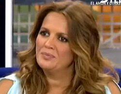 Marta López abandonó 'Sálvame' por miedo a que se desvelaran aspectos de su vida privada