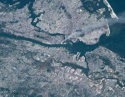 Channel 4 mostrará este miércoles imágenes del 11-S desde el espacio nunca antes vistas