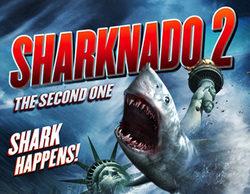 'Sharknado 2' se estrenará en julio en SyFy