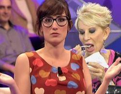 """Ana Morgade: """"En 'Zapeando' ofrecemos una alternativa a 'Sálvame', no comemos durante el programa, comemos antes o después"""""""