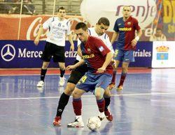 Energy emite este fin de semana la Copa de España de Fútbol Sala