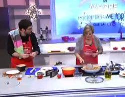 Las madres de Luján Argüelles y Juanra Bonet se enfrentarán en 'Mi madre cocina mejor que la tuya'