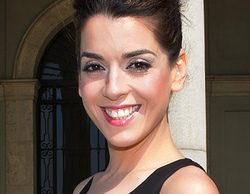 Ruth Lorenzo graba en Madrid la postal oficial para Eurovisión 2014